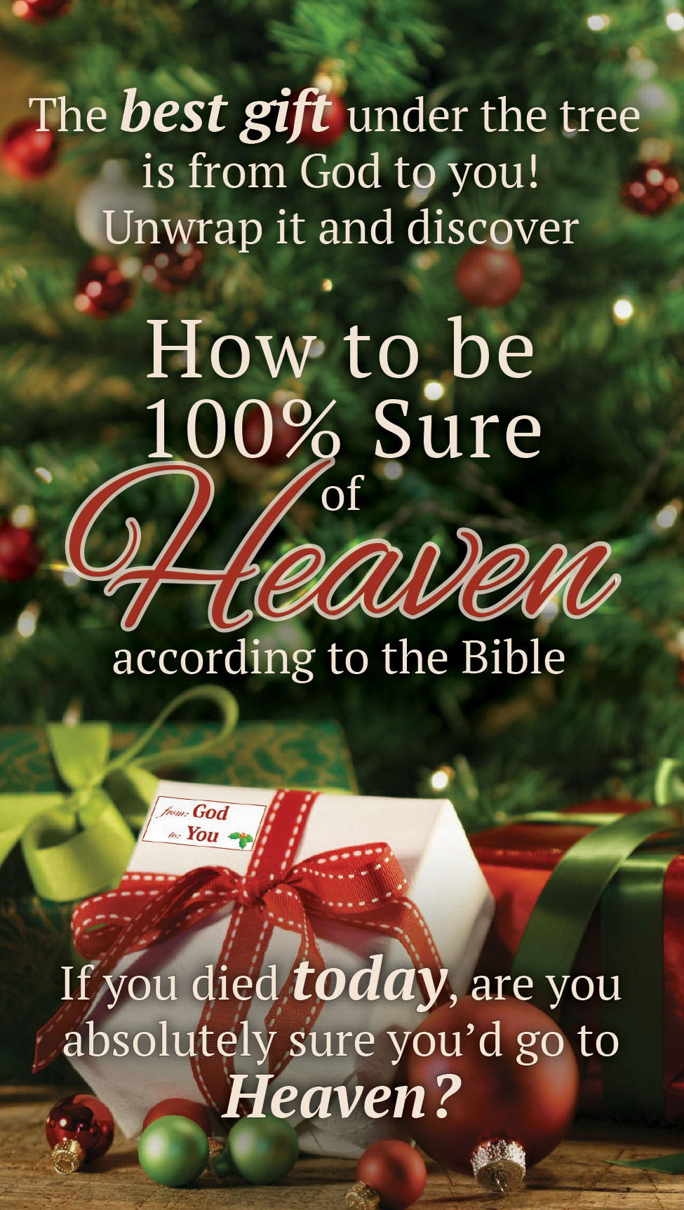 Tract Christmas cover - English